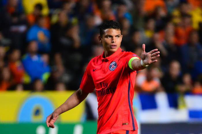Mercato - PSG : Des envies de départ pour Thiago Silva ?