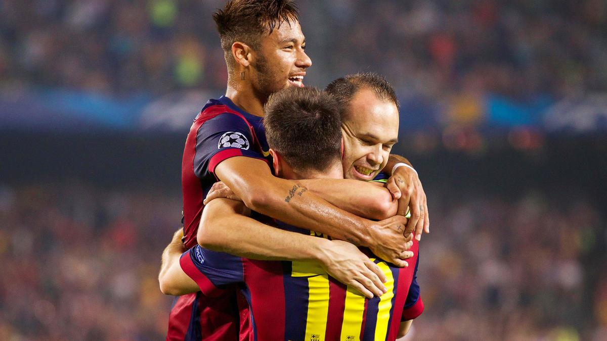 Mercato - Barcelone/PSG : Ce club qui réclame Messi, Neymar, Iniesta et Piqué pour lâcher un joueur…