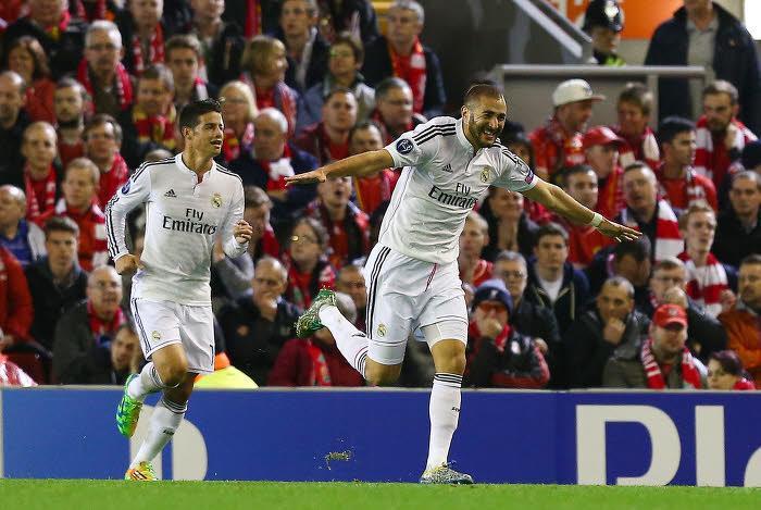 Mercato - Real Madrid : Ancelotti révèle pourquoi il préfère Benzema à Suarez et Falcao !