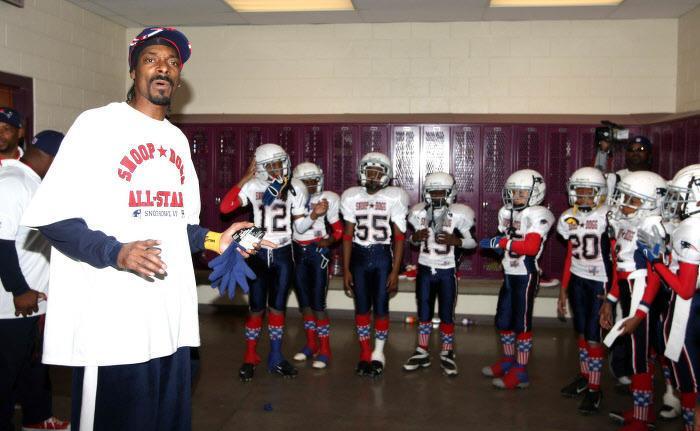 Rugby : Snoop Dogg en concert avec un maillot d'un club du Top 14 !