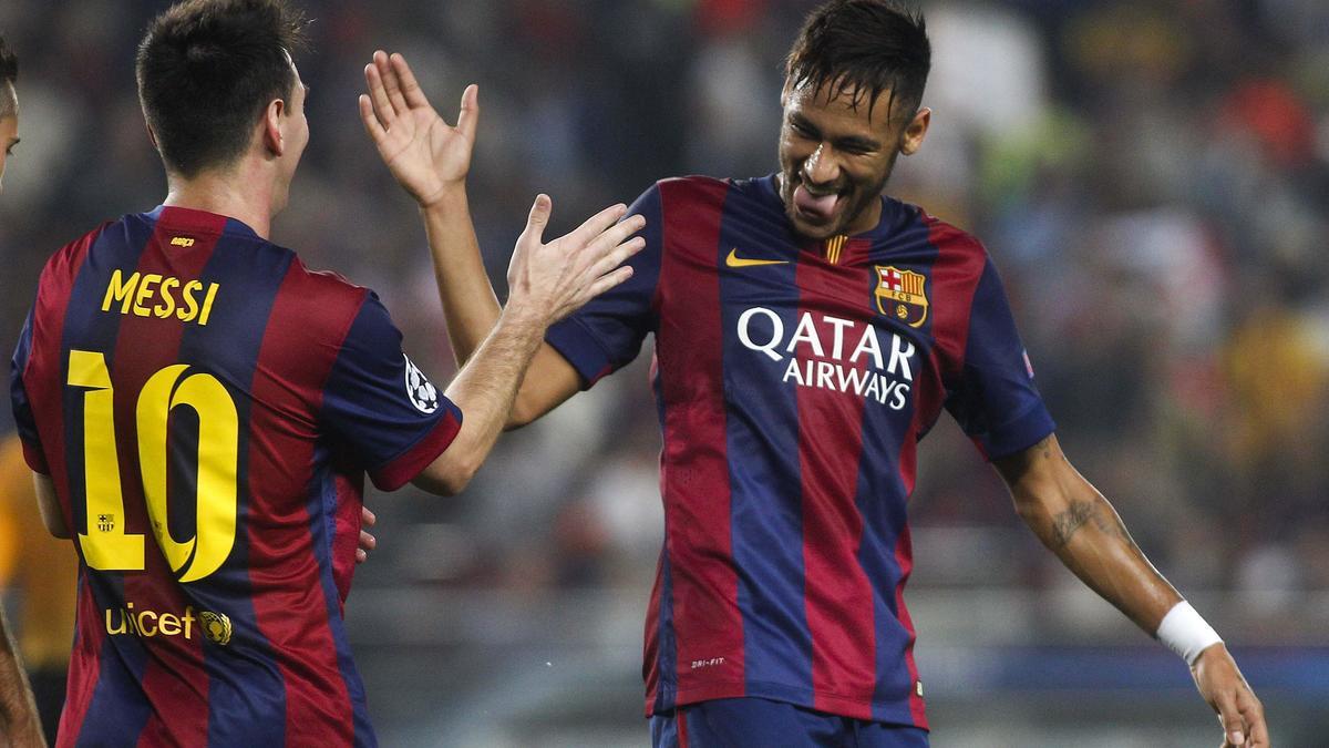 Barcelone : Cette clause astronomique dans le contrat de Neymar !