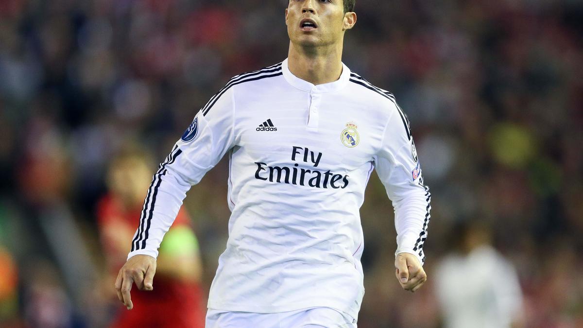 Cristiano Ronaldo Louis Saha