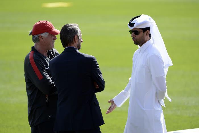 Mercato - PSG/Real Madrid : Ce jour où Carlo Ancelotti a été mis sur la sellette par Al-Khelaïfi !
