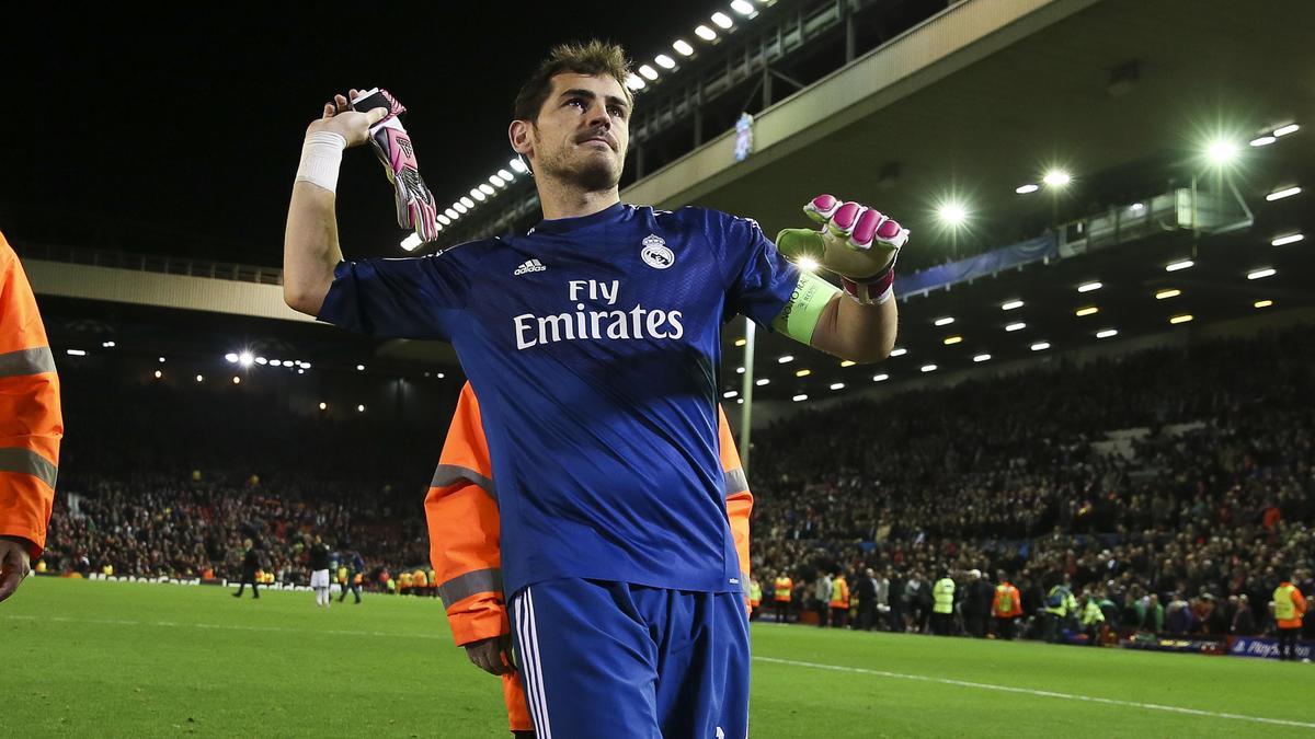 Mercato - Real Madrid : La Ligue 1 tiendrait la corde pour Casillas !