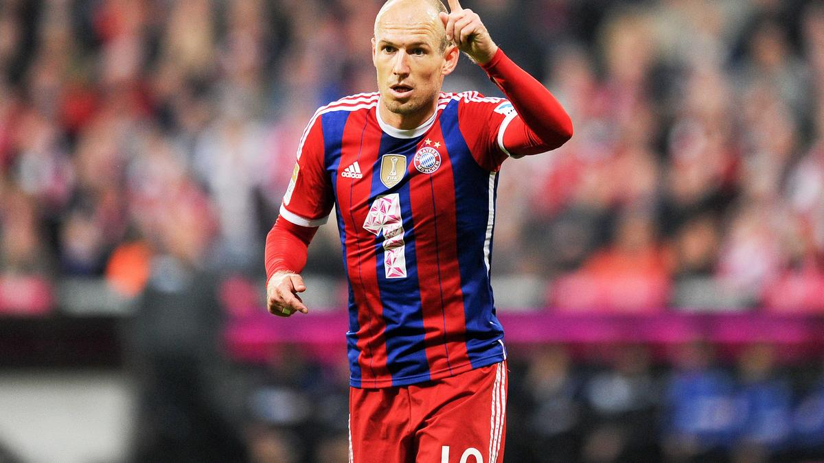 Mercato - Bayern Munich/Manchester United : Robben claque la porte au nez de Van Gaal !