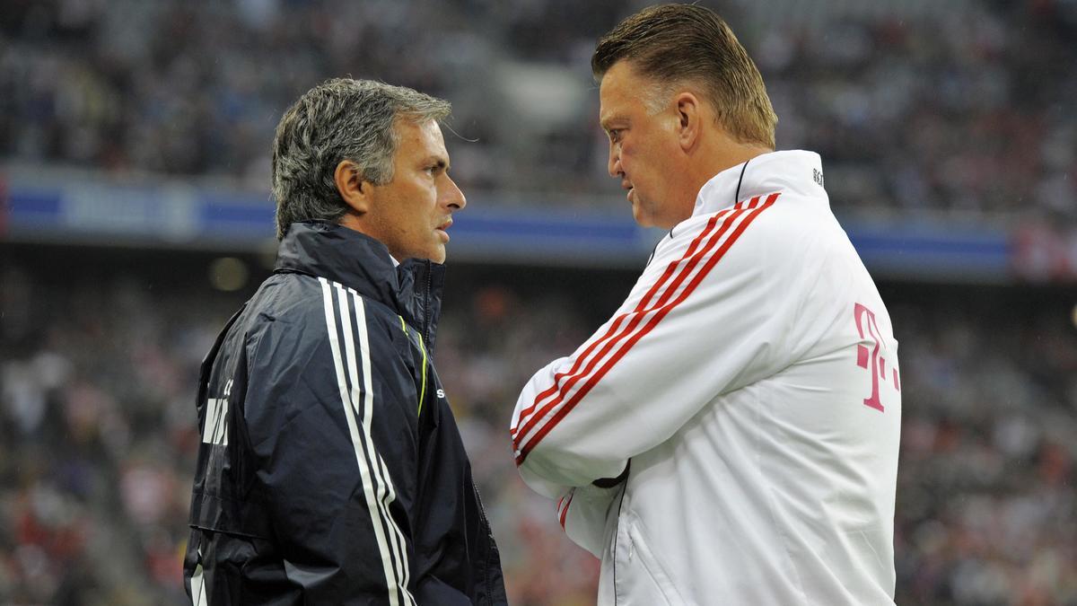 Cet avertissement lancé par Van Gaal à Mourinho...