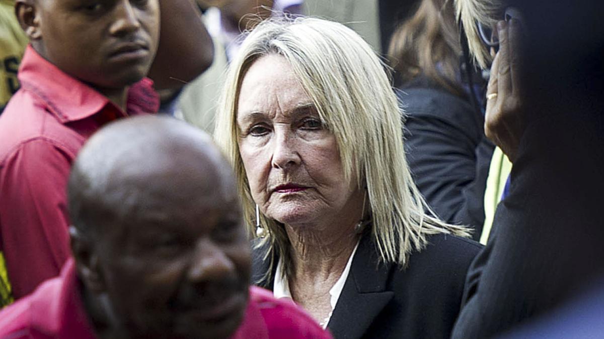 June Steenkamp