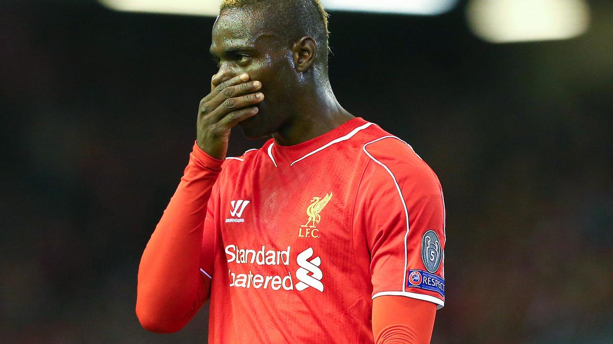Mercato - Liverpool : Ce témoignage peu rassurant pour l'avenir de Balotelli...