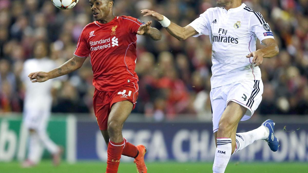 Mercato - Liverpool/PSG : Le Real Madrid à fond sur le dossier Sterling ?