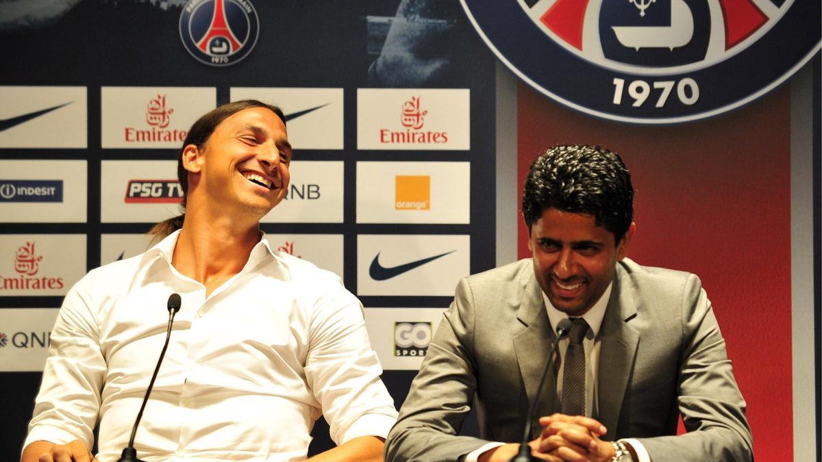PSG : Al-Khelaïfi aurait la solution pour l'après-Ibrahimovic !