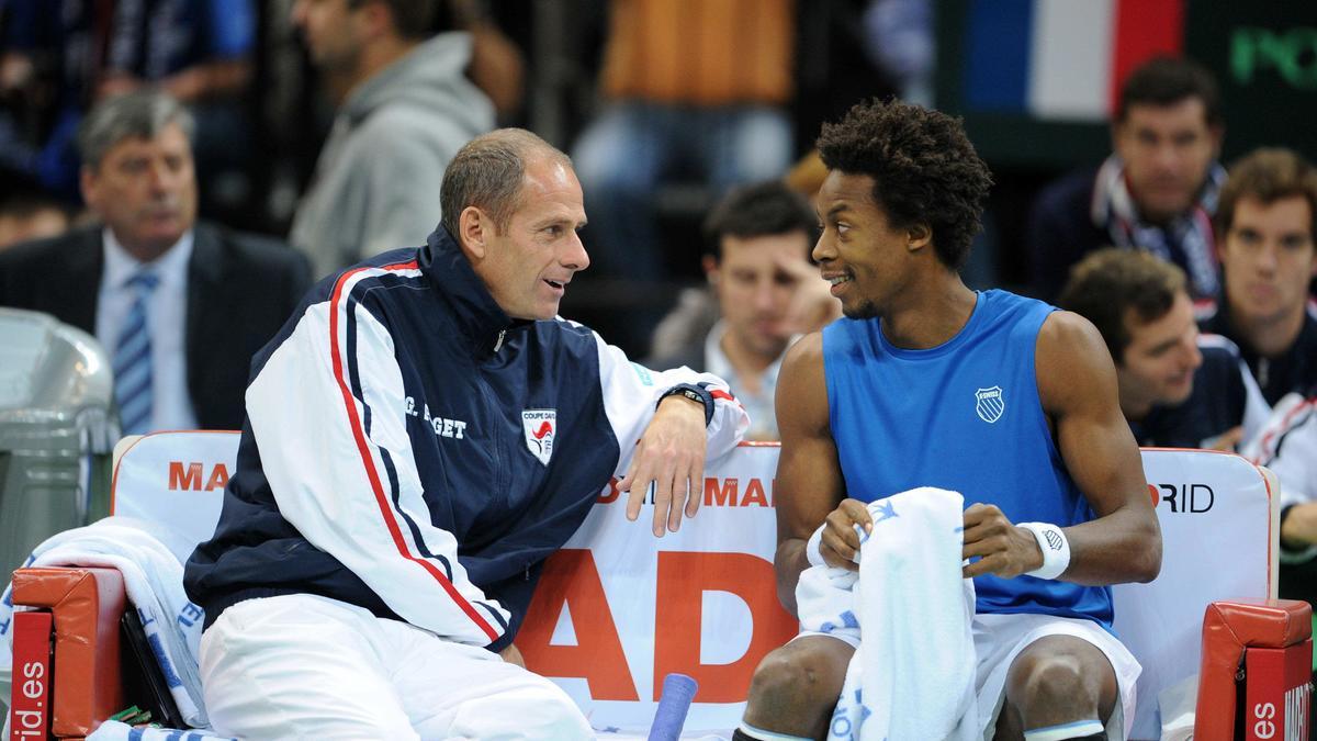 Tennis : Ga�l Monfils, Arnaud Cl�ment? Les r�v�lations �pineuses de Guy Forget