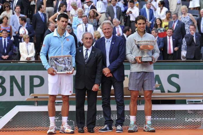 Tennis : Quand des responsables de Roland-Garros viennent piquer des id�es au Bar�a !