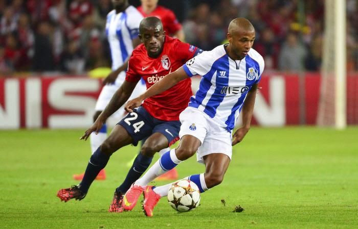 Ycine Brahimi, FC Porto