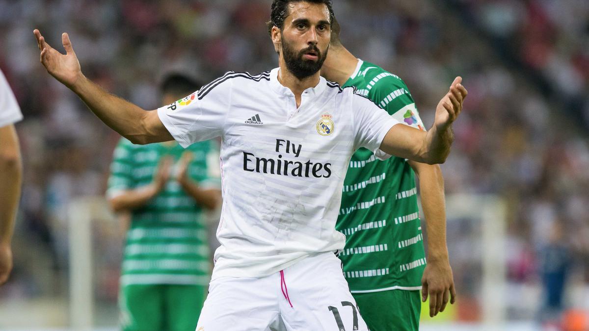 Alvaro Arbeloa, Real Madrid
