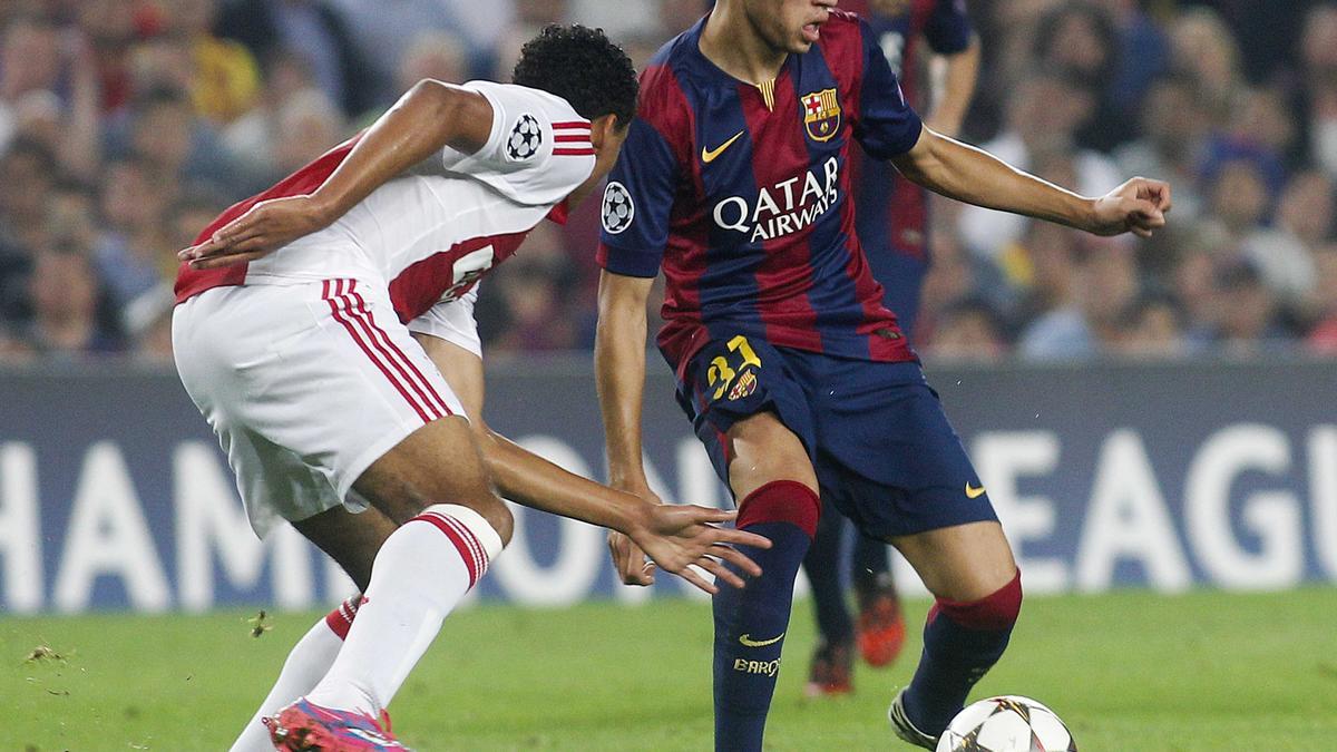 Mercato - Barcelone/PSG/Chelsea : La déclaration de Munir El Haddadi qui pourrait faire du bruit !