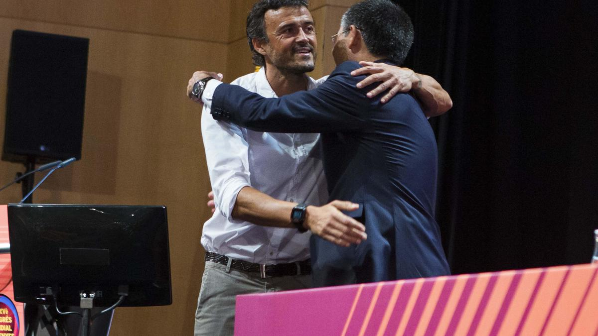 Mercato - Barcelone : Du nouveau pour l'avenir de Luis Enrique ?