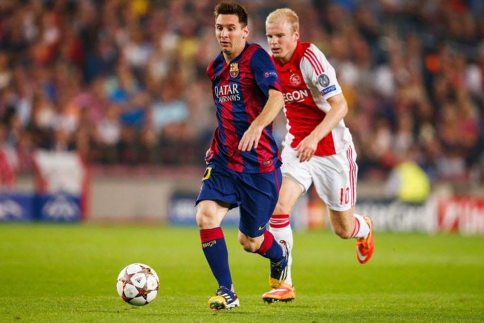 Cette photo publiée par Messi qui fait le buzz sur les réseaux sociaux !