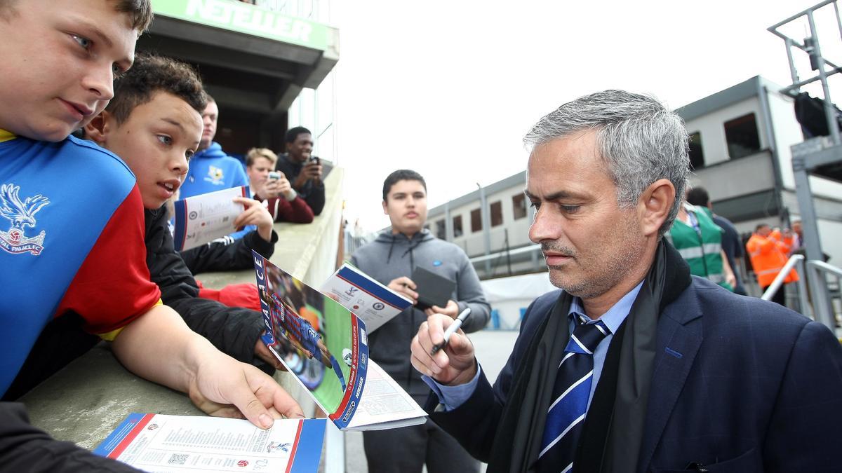 Chelsea : La nouvelle pique de Mourinho envers les supporters des Blues