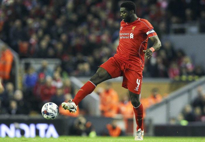Kolo Touré, Liverpool