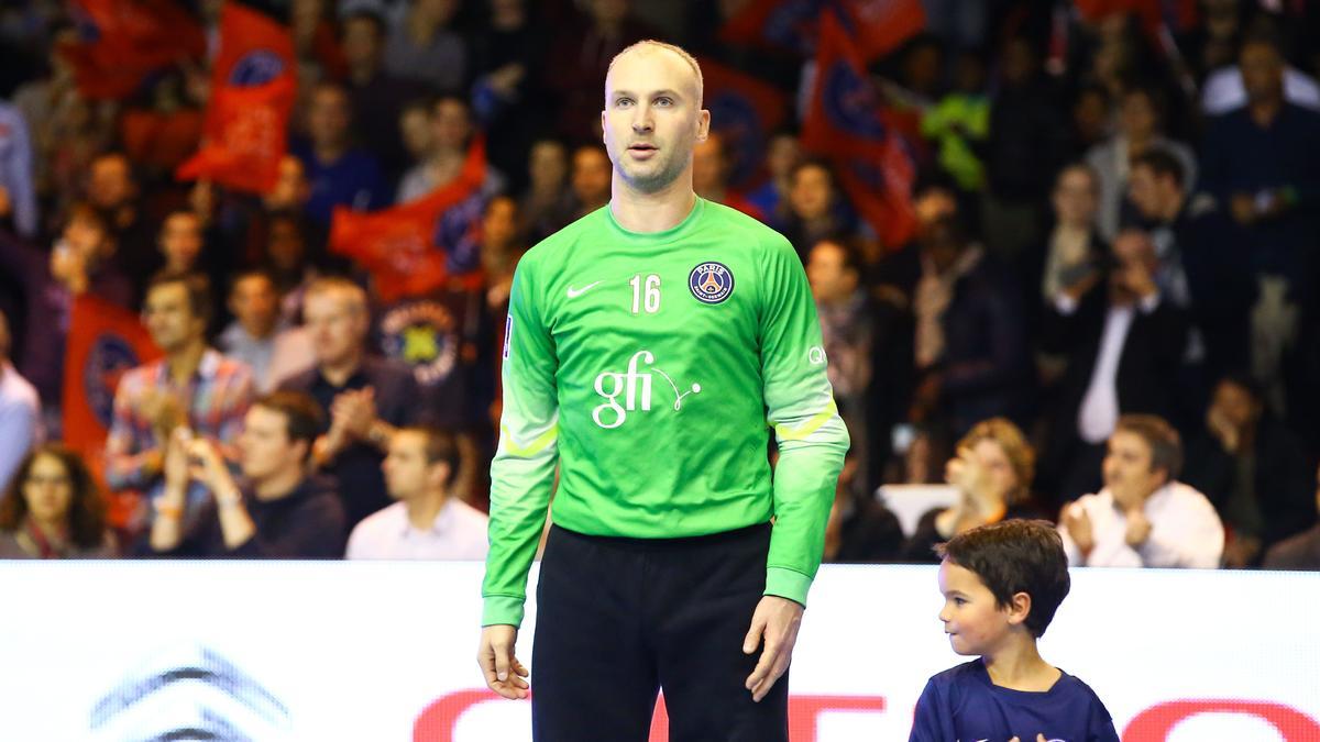 Thierry Omeyer, PSG Handball