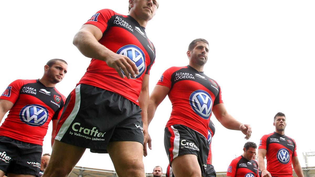 Jonny Wilkinson et Sébastien Tillous-Borde, RC Toulon