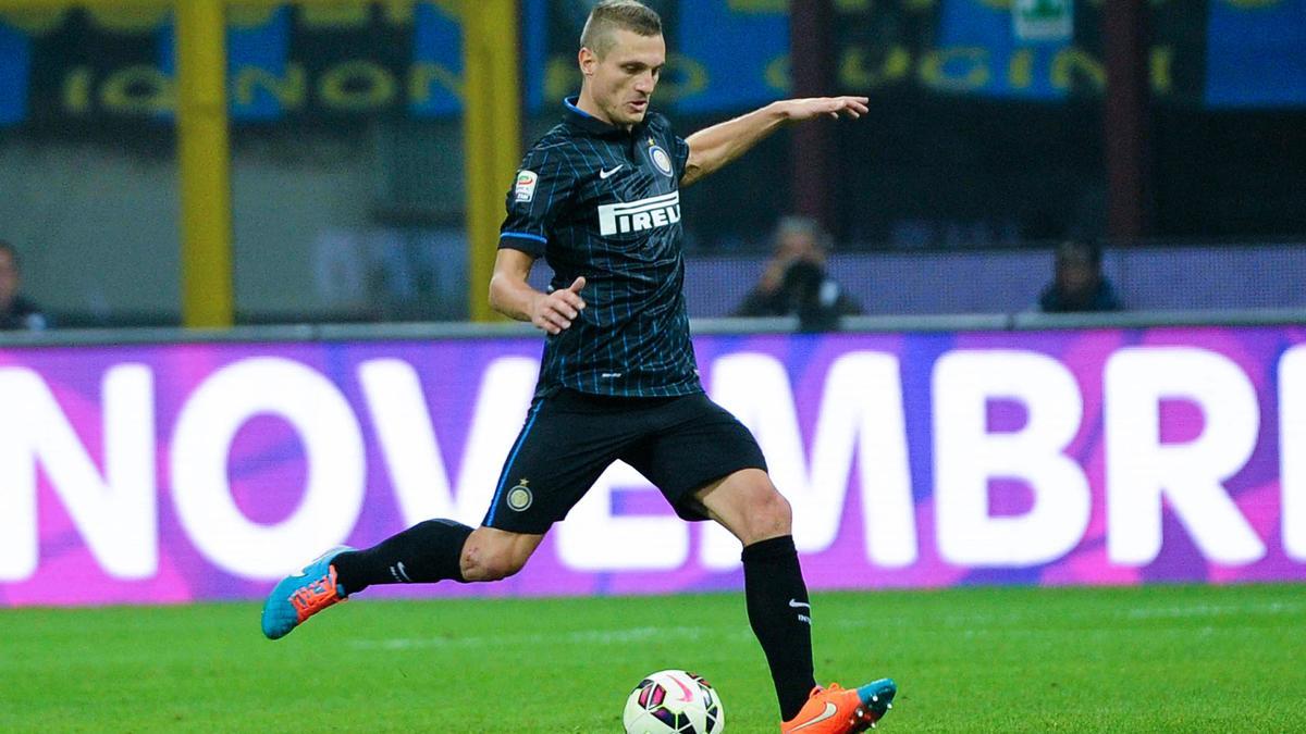 Nemanja Vidic, Inter Milan