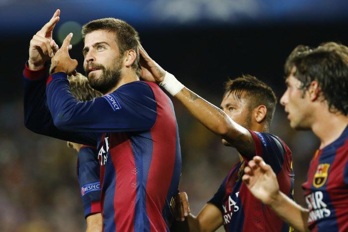 Le Barça calme le jeu sur la polémique Gerard Piqué