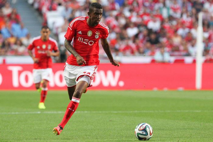 Anderson Talisca, Benfica