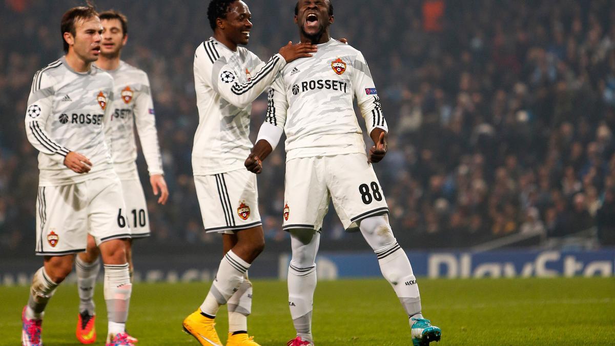 Seydou Doumbia, CSKA Moscou