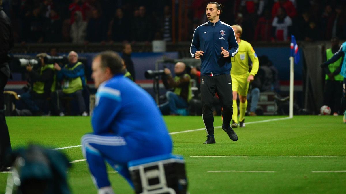 Zlatan Ibrahimovic - Marcelo Bielsa