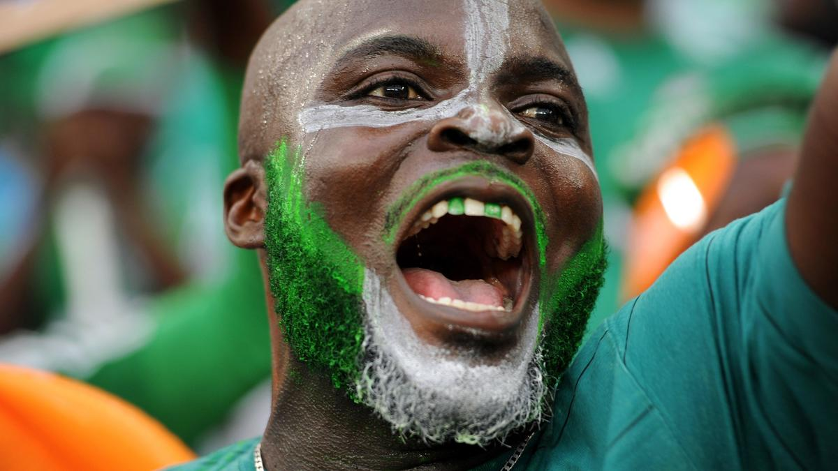 Supporter, Afrique
