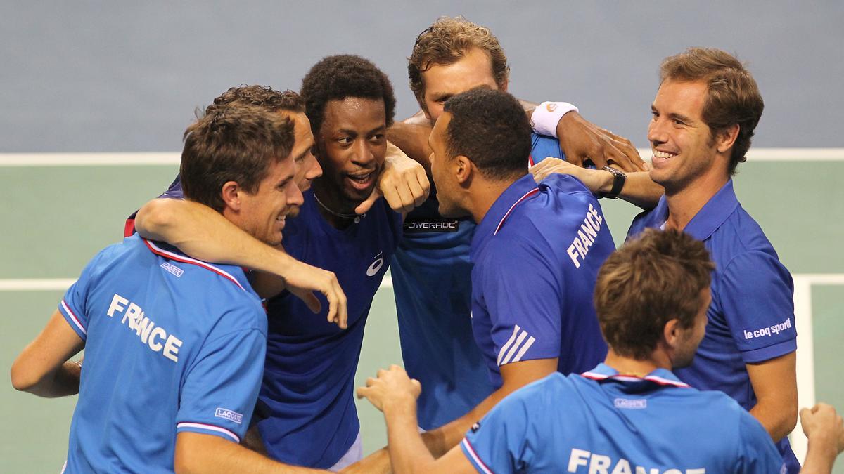 Tennis : Tsonga, Monfils, Gasquet? Les dessous de leur relation en �quipe de France
