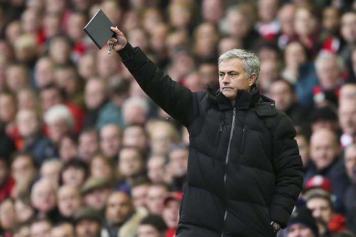 Quand Mourinho ironise sur son prochain match contre Di Matteo en Ligue des Champions