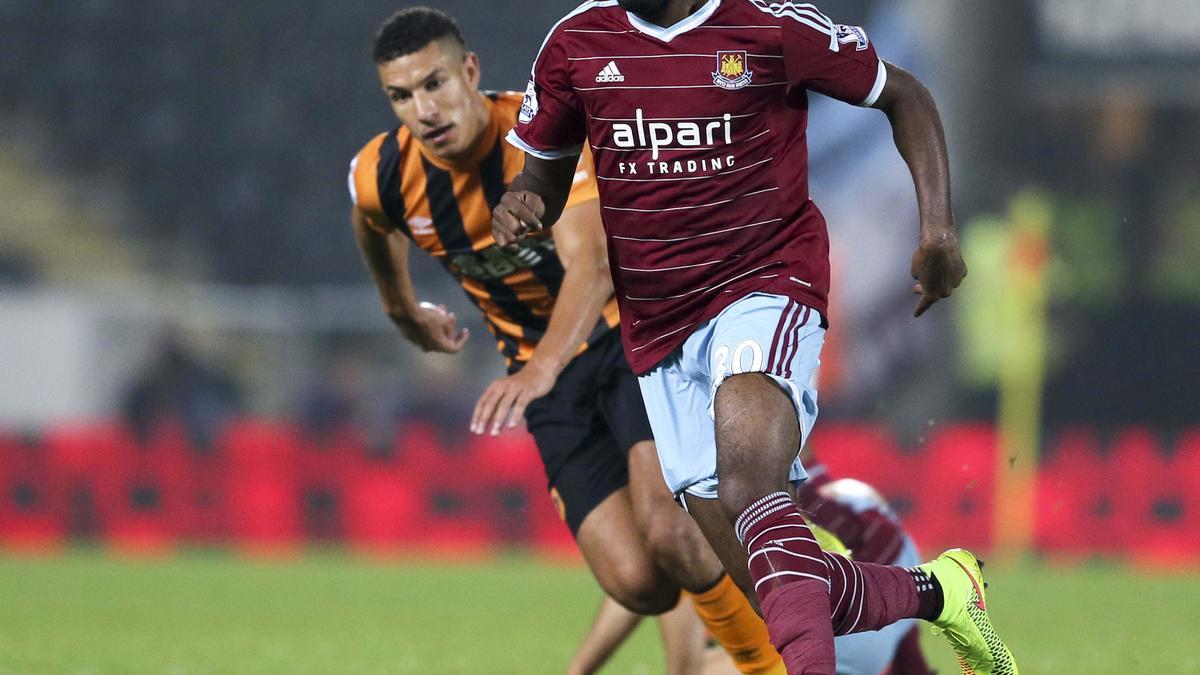 Alexandre Song, West Ham