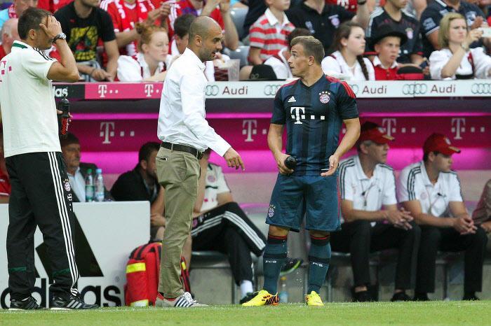 Un protégé de Pep Guardiola envoie un petit tacle au Bayern Munich et réclame son départ