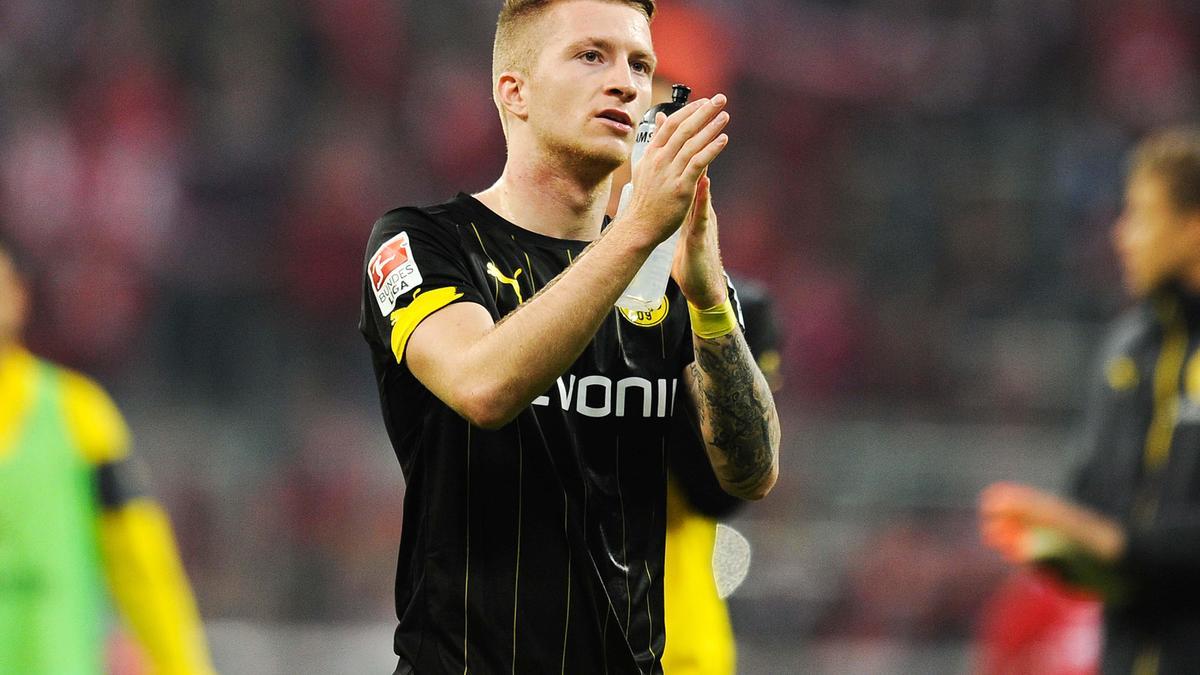 L'agent de Marco Reus donne la tendance et refroidit le Bayern Munich