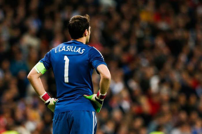 Quand Casillas fait une blague à un photographe en pleine conférence de presse