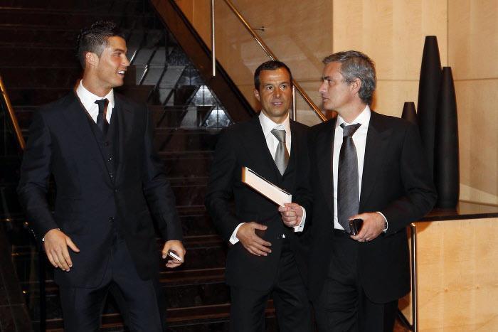 Cristiano Ronaldo et Mourinho au Barça, un grand bluff ?