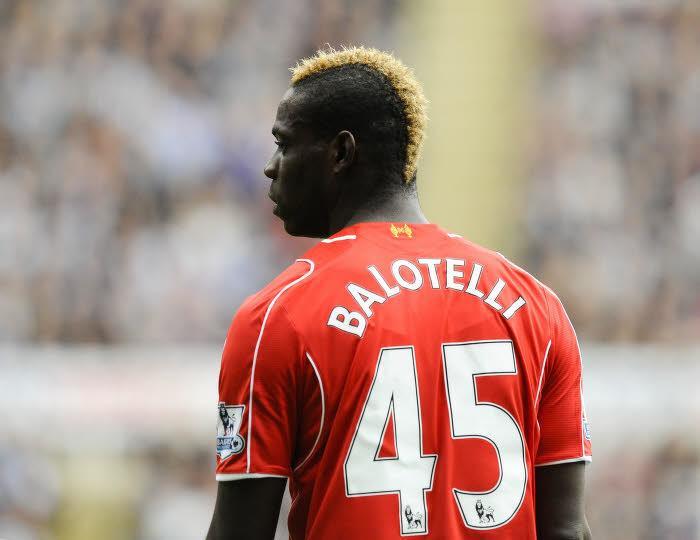 Mario Balotelli, Liverpool