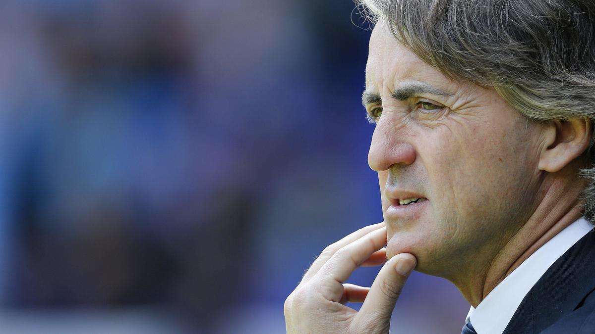 Mercato - Liverpool/Manchester City : Mancini prêt à faire un gros coup pour l'Inter Milan ?