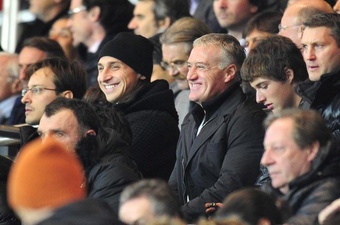 La petite blague de Didier Deschamps sur Zlatan Ibrahimovic