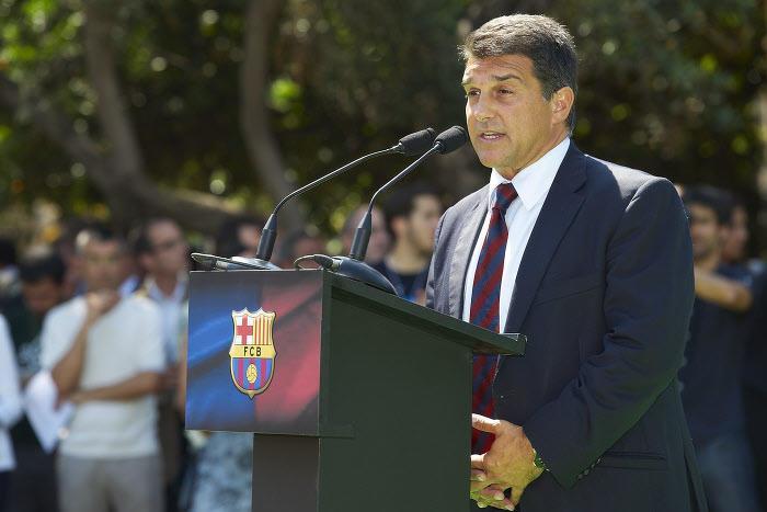 Barcelone : Joan Laporta dézingue le Qatar et la direction actuelle du Barça