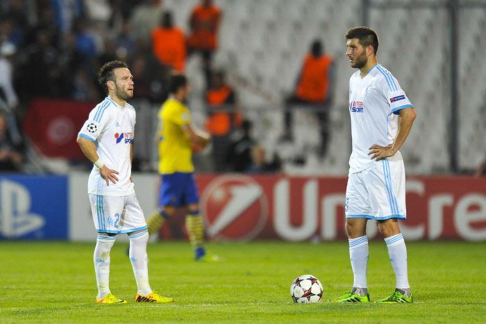 Mercato - OM : Le duo Gignac-Valbuena à Moscou, une piste «crédible» selon un journaliste…