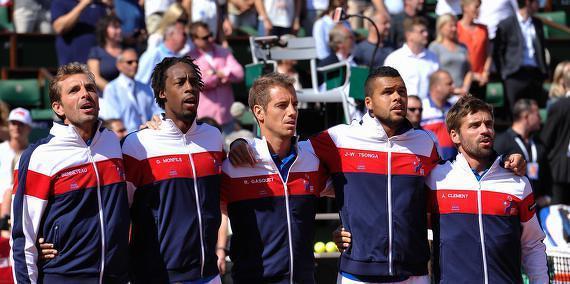 Tennis : Gasquet, Monfils, Tsonga? L'inqui�tude?