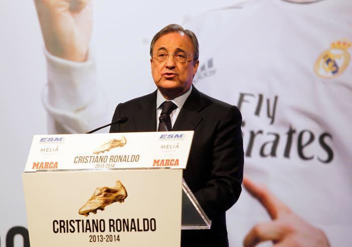Real Madrid : Le gros coup de colère de Florentino Pérez contre une décision de la Ligue espagnole !