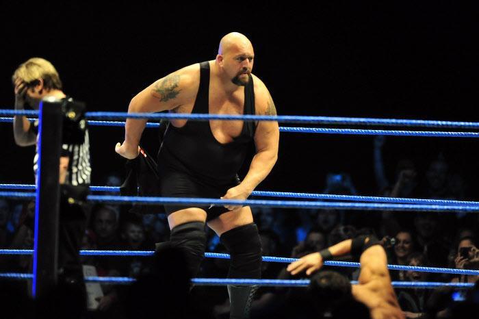 The Big Show sur le ring de catch
