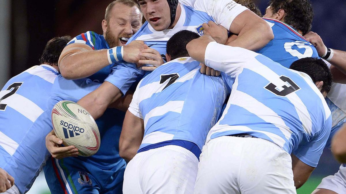Argentine, Rugby