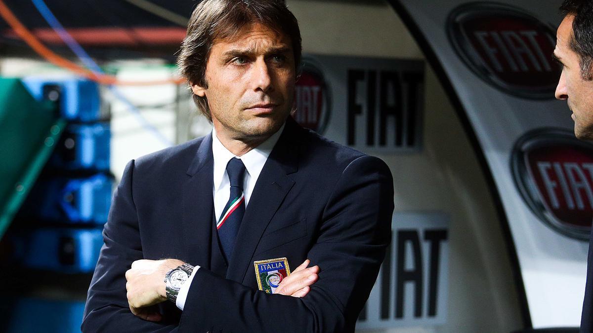 Antonio Conte, Italie