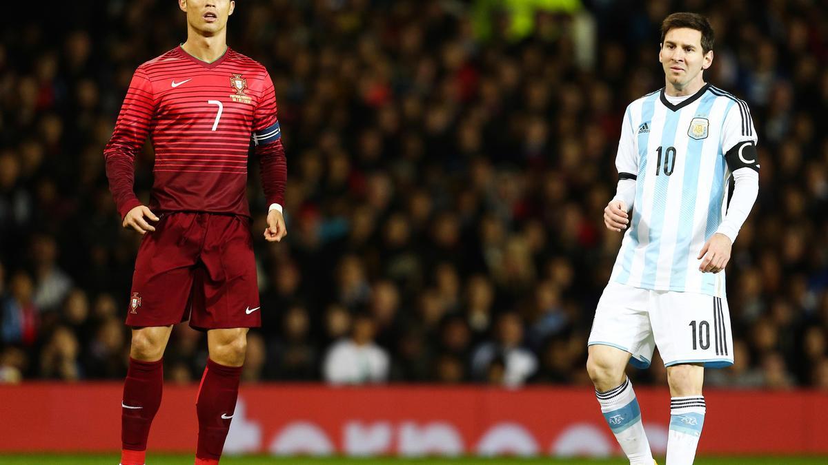 Ballon d'Or : Cet ancien coéquipier de Messi qui vote Cristiano Ronaldo