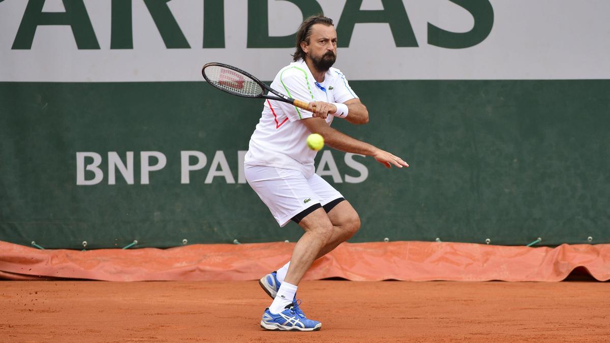 Henri Leconte, Tennis